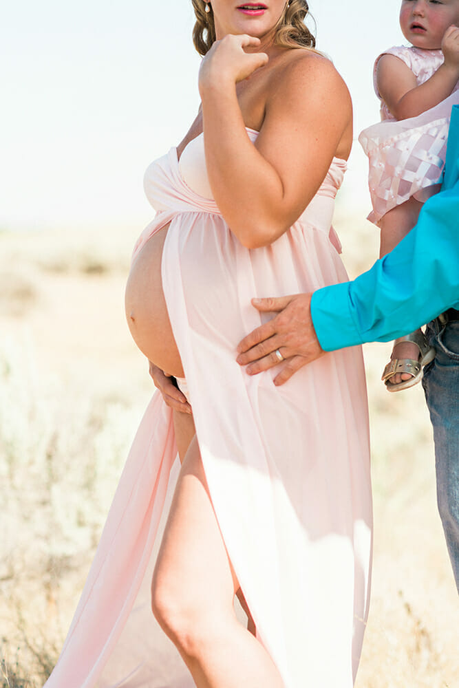 Maternity Photos Eagle Idaho