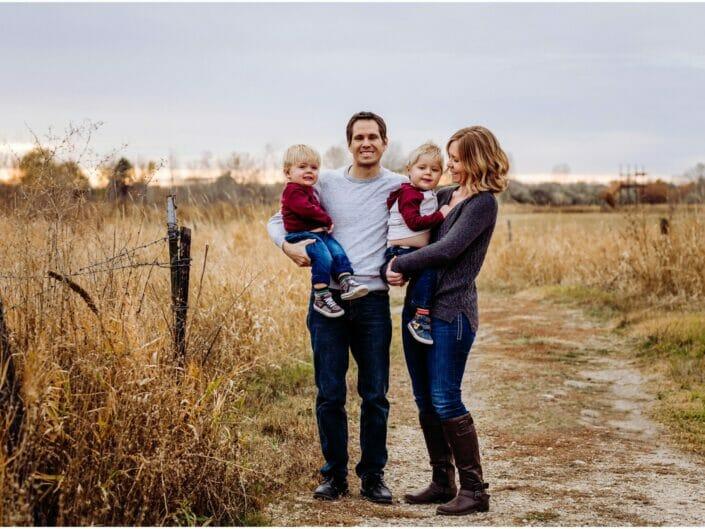 The Birchell Family