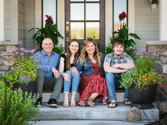 The Swain Family 2020