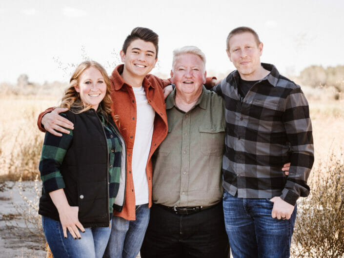 The Becker Family 2020
