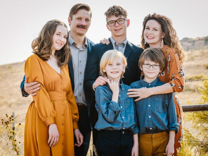 The Morris Family - 2020