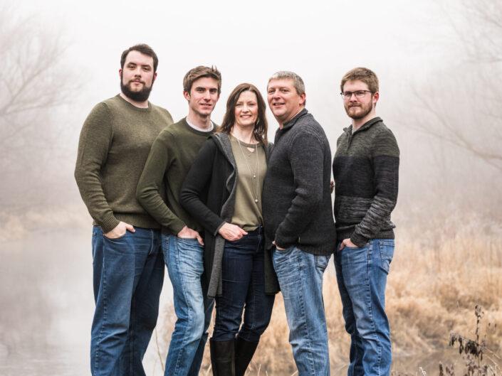The Brubaker Family 2020